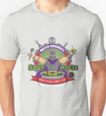 TMNT Master Shredder's Soup House Unisex T-Shirt