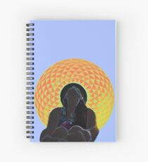 Infinite Vibes Spiral Notebook
