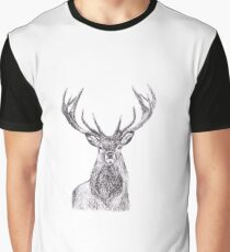 Stag Graphic T-Shirt