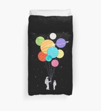 we talk about love right now Duvet Cover