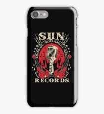 SUNRECORDS iPhone Case/Skin