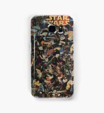 Star Wars collage  Samsung Galaxy Case/Skin
