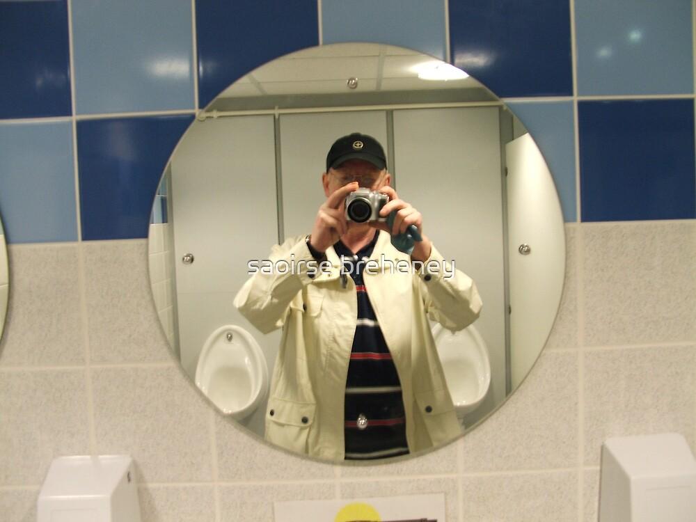 My mirror image. by saoirse breheney