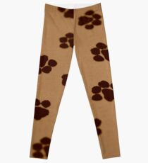 Paw Prints Love Leggings