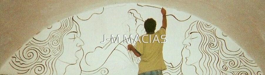 flamenco wall by J-M MACIAS
