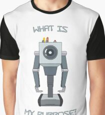 Rick and Morty – What Is My Purpose? Graphic T-Shirt