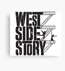 West Side Story Canvas Print