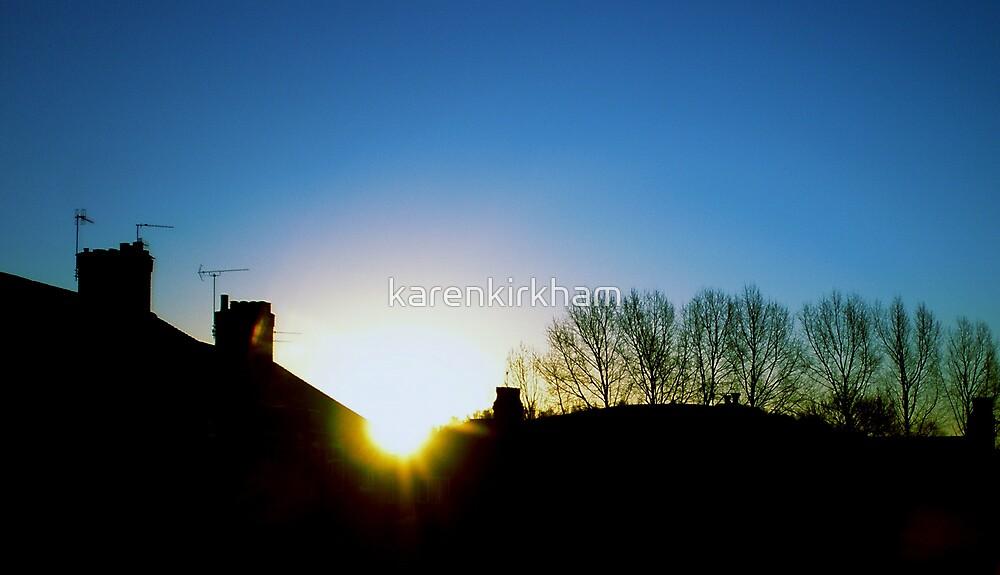 Sunrise by karenkirkham