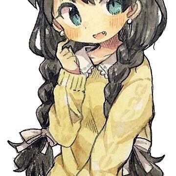 Anime Cute  by N3TWORKK