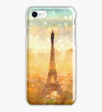 Early Morning in Paris iPhone Case/Skin