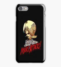 Mars Attacks! iPhone Case/Skin