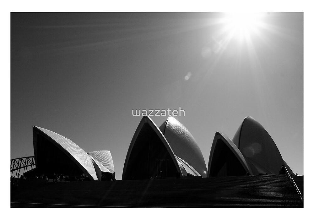 Opera House 01 - Sydney 06 by wazzateh