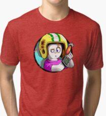 Commander Keen Tri-blend T-Shirt