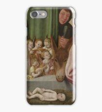 Jheronimus Bosch - Nativity iPhone Case/Skin