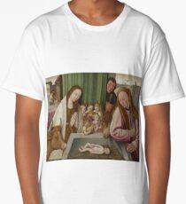 Jheronimus Bosch - Nativity Long T-Shirt