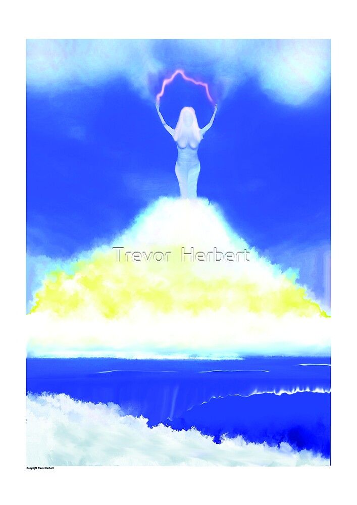 The power by Trevor  Herbert