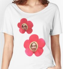 Flower J-Hope || BTS Women's Relaxed Fit T-Shirt