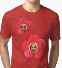 Flower J-Hope || BTS Tri-blend T-Shirt