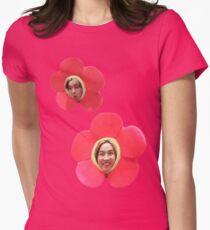 Flower J-Hope || BTS Womens Fitted T-Shirt