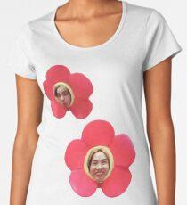 Flower J-Hope || BTS Women's Premium T-Shirt