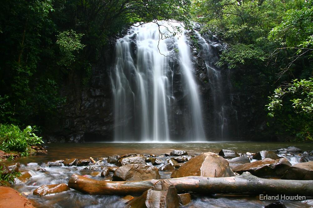 Elinjaa Falls, Milla Milla by Erland Howden