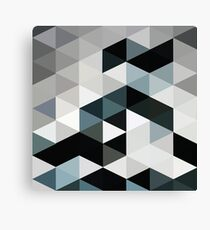 A Touch Of Grey Canvas Print