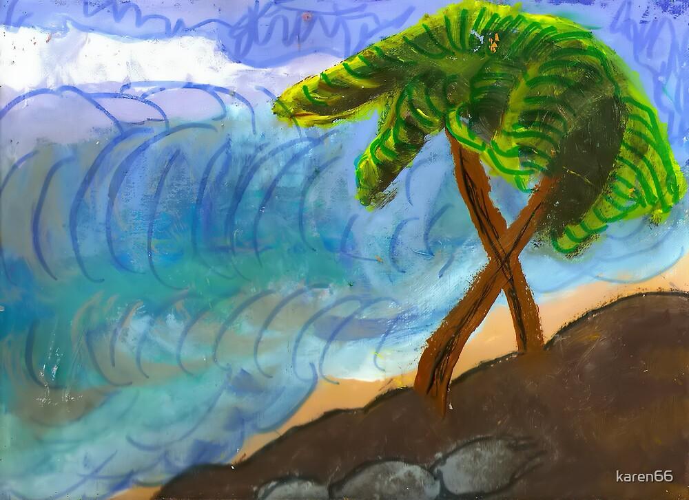 Island Trees by karen66