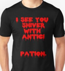 Rocky Horror Picture Show Quote T-Shirt