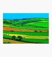 West Cork Ireland Landscape Photographic Print