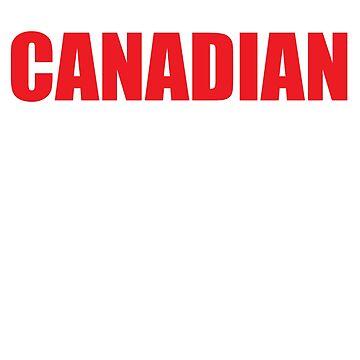Ich bin Kanadier um Zeit zu sparen Lässt nur annehmen, dass ich nie falsch bin. von TheFlying6