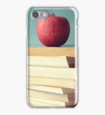 Apple books iPhone Case/Skin