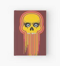 The Incredible Melting Skull Hardcover Journal