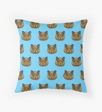 CATNIP Throw Pillow
