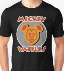Disney World Mickey Waffles Unisex T-Shirt