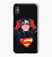 90's hero iPhone Case