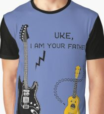 Uke, I am your Father! Graphic T-Shirt