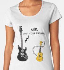 Uke, I am your Father! Women's Premium T-Shirt