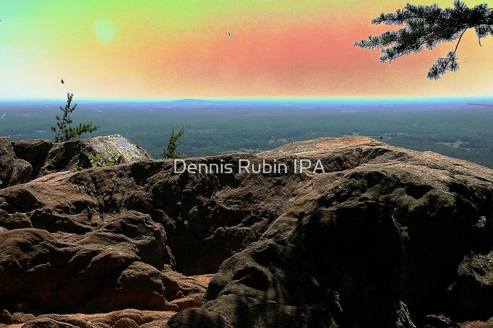 Atop the mountain by Dennis Rubin IPA