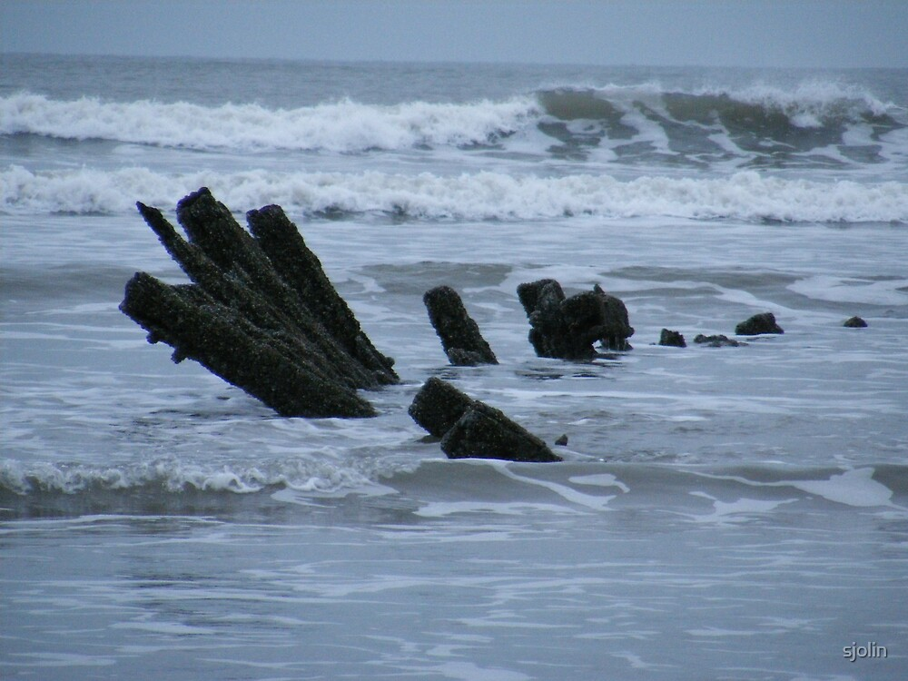 shipwrecked by sjolin
