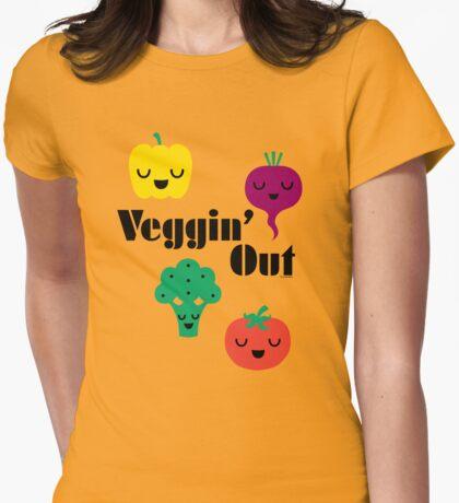 veggin' Out (black type)  T-Shirt