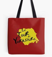 Le Tour de Yorkshire 3 Tote Bag