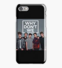 Why Don't We iPhone Case/Skin