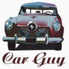 car guy by Mason Mullally