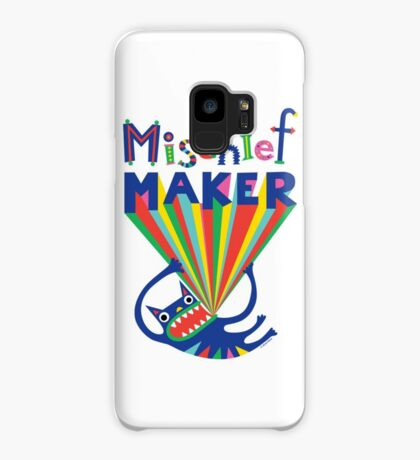 Mischief Maker Case/Skin for Samsung Galaxy