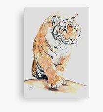 Whole Tiger 2 Canvas Print