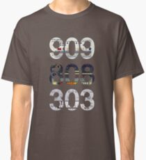 Roland 909 808 303 Classic Synth & Drum Machine Classic T-Shirt