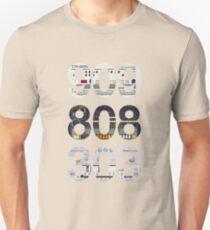 Roland 909 808 303 Classic Synth & Drum Machine T-Shirt