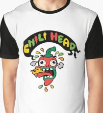 Chili Head    Graphic T-Shirt
