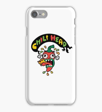 Chili Head    iPhone Case/Skin