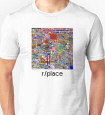 r/place - Reddit April 1st Celebration Unisex T-Shirt